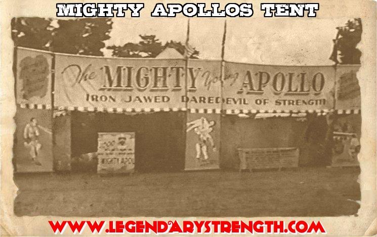 Mighty Apollos tent